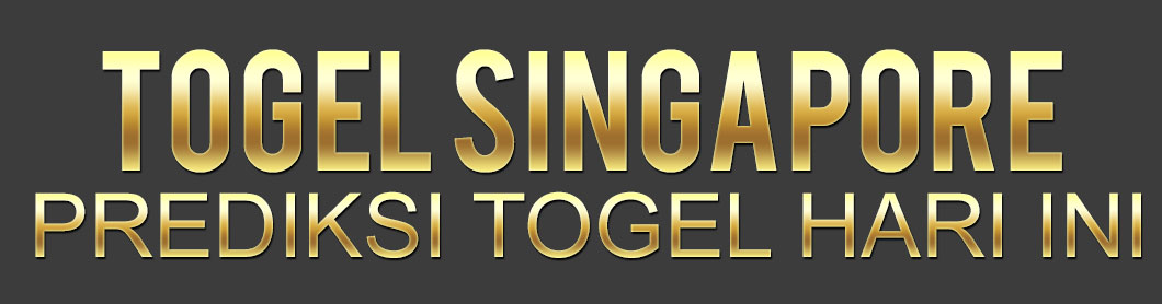 Togel Singapore 08 April