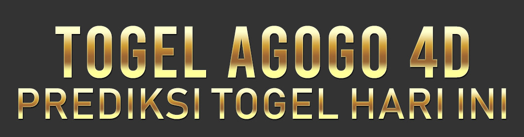 Togel Agogo4d 13 Juni